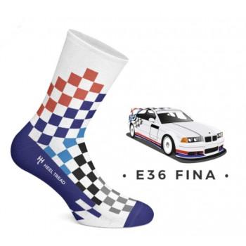 Chaussettes hautes E36 Fina