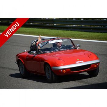 Lotus elan S2 1966