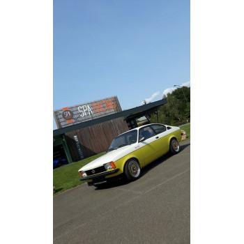 Opel Kadett Rallye 2.0E