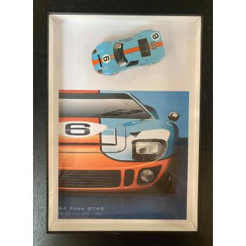 Cadre 3D automobile - 1