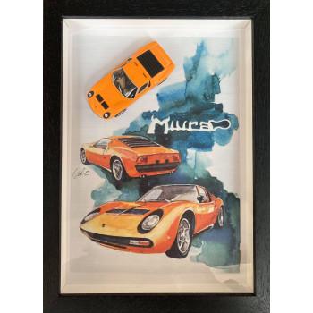 Cadre 3D automobile - 21
