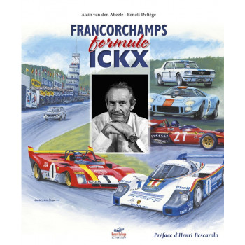 Francorchamps Formule ICKX