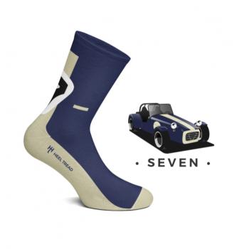 Chaussettes hautes Seven