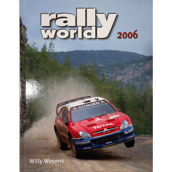 Livre Rally World 2006