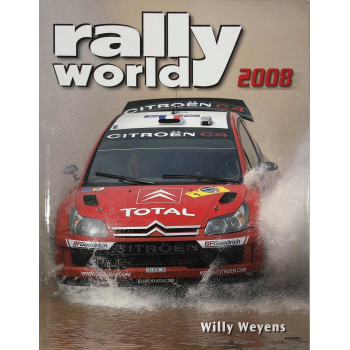 Livre Rally World 2008