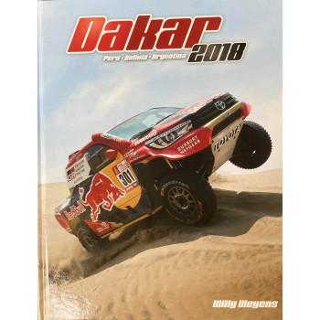 Livre Dakar 2018 - Peru -...