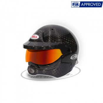 Casque BELL MAG10 RALLY CARBON