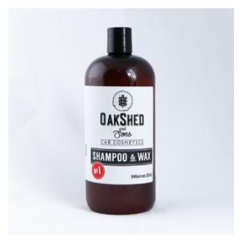 N°1 Shampoo & Wax