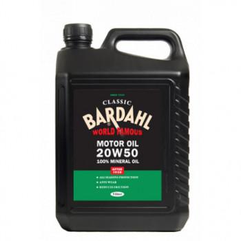 Huile Bardahl 20W50 Classic 5L