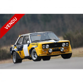 Fiat 131 Abarth 1976
