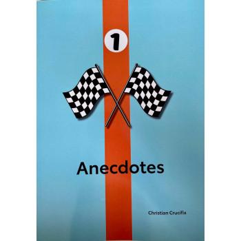 """Livre """"Anecdotes"""" de..."""