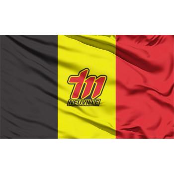 Drapeau Belgique Thierry...
