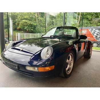 Porsche 993 Cabriolet...