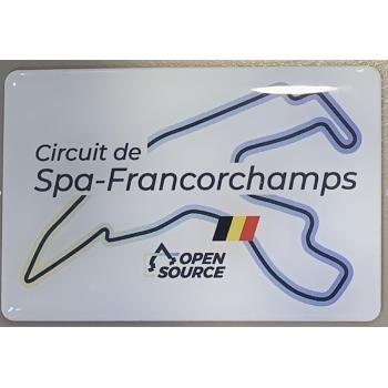 Magnet Spa-Francorchamps