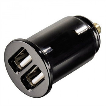 DOUBLE CHARGEUR USB ALLUME...