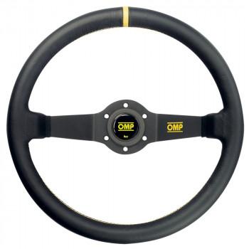 Volant OMP Rally cuir