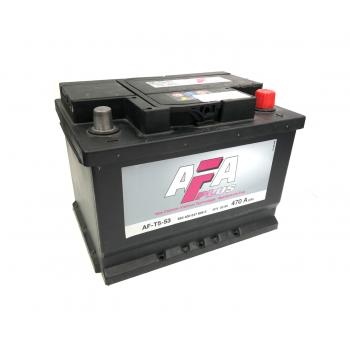 Batterie 12V  53Ah  470A