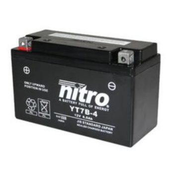 Batterie karting Nitro 12V