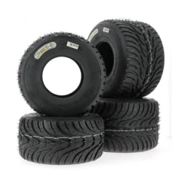 Set pneus KOMET K1W - pluie