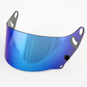 Visière miroir bleu ARAI CK-6