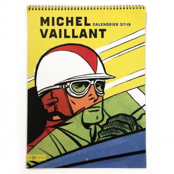 Calendrier Michel Vaillant...