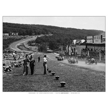 FRANCORCHAMPS - 1947 -...