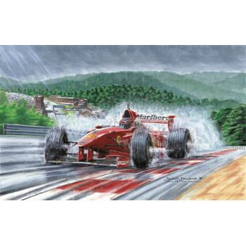 """""""Passager de la pluie"""" 50 x..."""