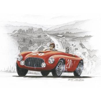 """""""Route des Ardennes"""" 40 x..."""