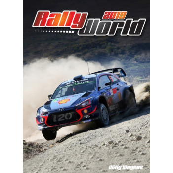 LIVRE RALLY WORLD 2019