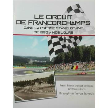 Le circuit de Francorchamps...