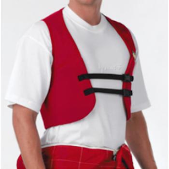 Gilet protège-côtes karting