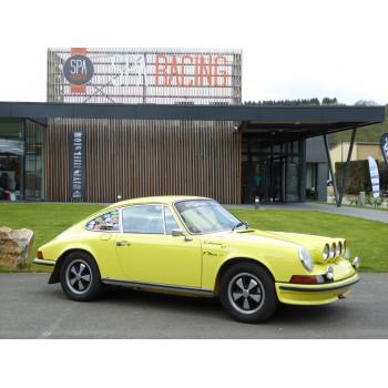 Porsche 911 2.4 S régularité
