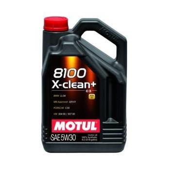 MOTUL 8100 X-CLEAN SAE 5W30...