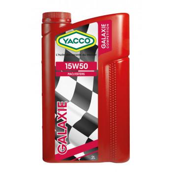 YACCO GALAXIE 15W50 2L