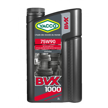 YACCO BVX 1000 75W90 2L