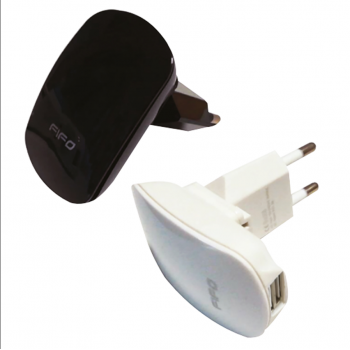 Double chargeur USB (prise...