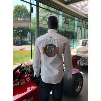 Chemise Spa Racing