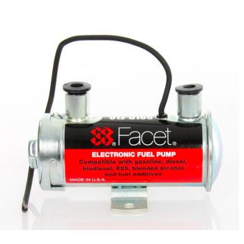 Pompe à essence auto-régulée