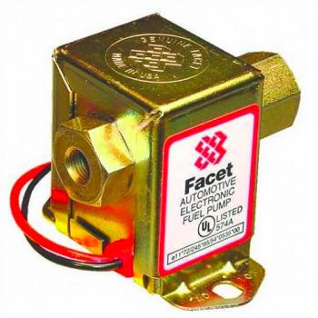 Pompe à essence transistorisée