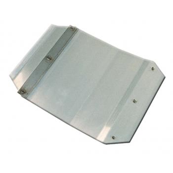 Protège carter aluminium...