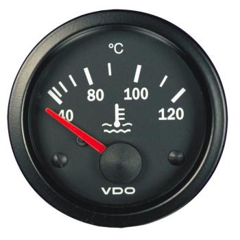 Manomètre VDO température...