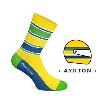 Chaussettes hautes Ayrton...