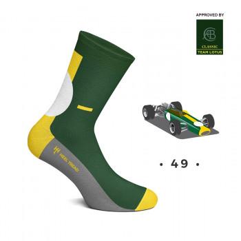 Chaussettes hautes Lotus 49