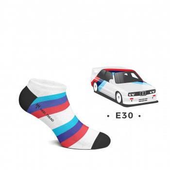 Chaussettes basses BMW E30