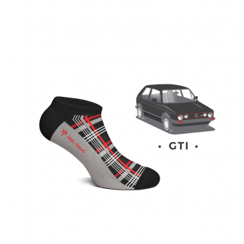 Chaussettes basses GTI