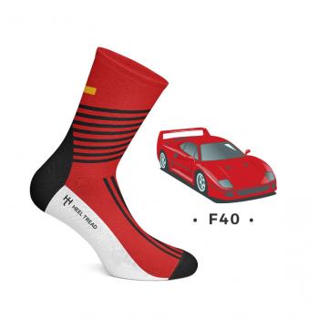Chaussettes hautes F40