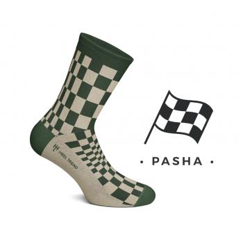 Chaussettes hautes PASHA...