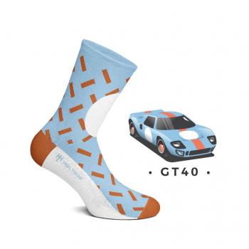 Chaussettes hautes GT40