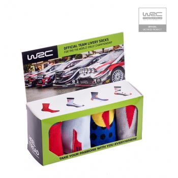 Pack WRC officiel de l'équipe