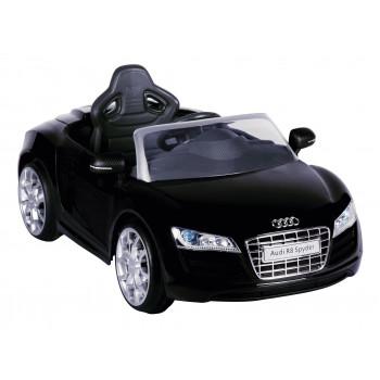 E-CAR AUDI R8 NOIR